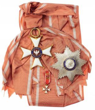 Krzyż Wielki Orderu Polonia Restituta z Gwiazdą