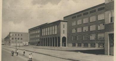 Pestalozzischule Langfuhr