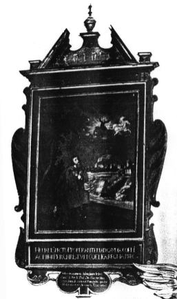 Epitafium Eliasa Herlitiusa