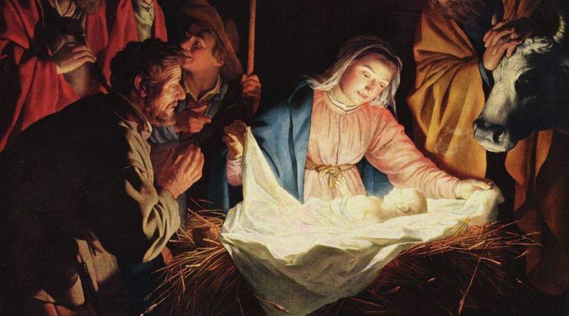 Gerard van Honthorst, Narodziny Jezusa
