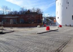 Plac Wałowy - remont