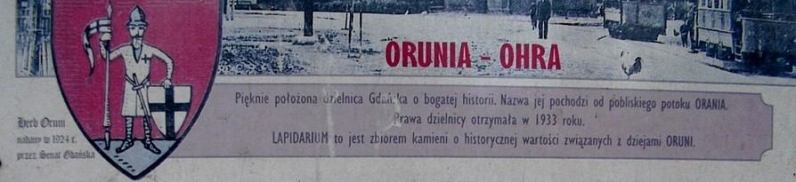 Herb Orunia Gościnna