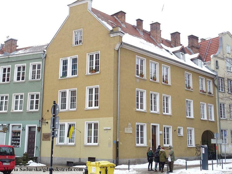 Siedziba Oddziału Miejskiego Zrzeszenia Kaszubsko - Pomorskiego w Gdańsku