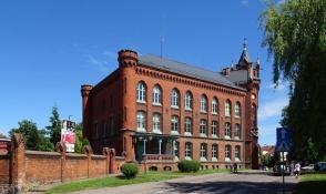 Budynek sztabowy koszar 1877-79; fot. APU