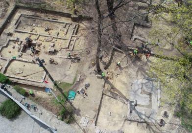 Odkryto relikty Wartowni nr 5 na Westerplatte