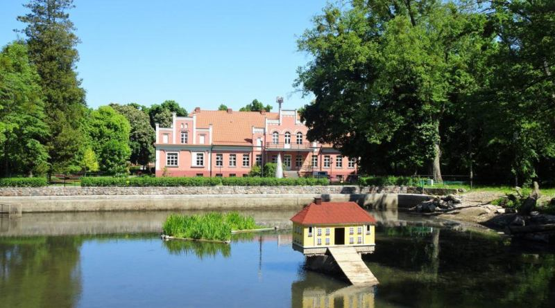 Pałac Przebendowskich w Wejherowie