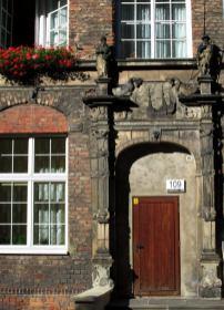 Dom Żeglarzy, portal