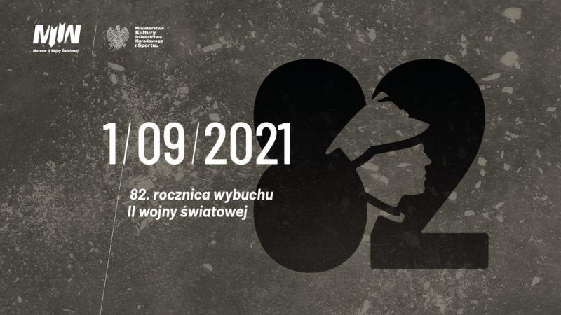 82. rocznica wybuchu II wojny światowej - wydarzenia