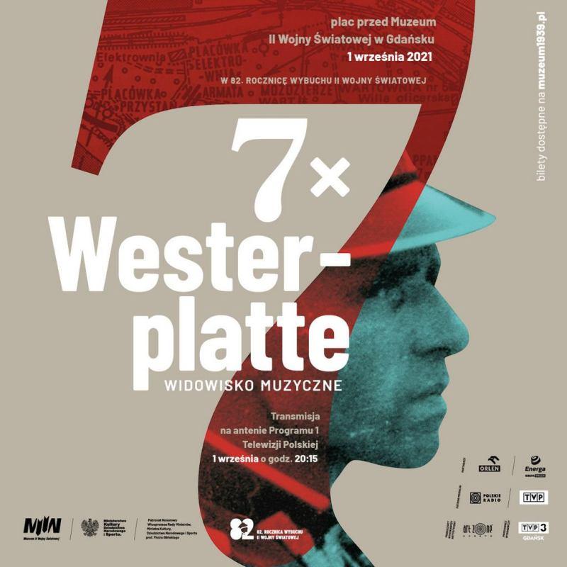 Widowisko muzyczne 7 x Westerplatte