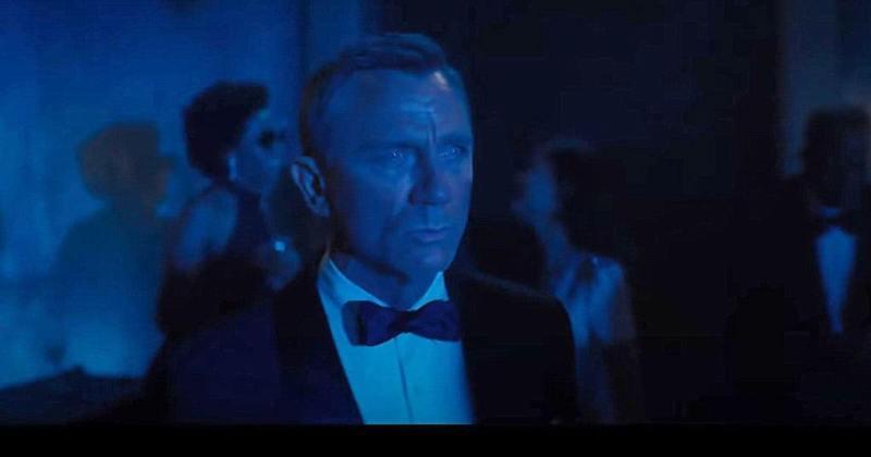 """""""Nie czas umierać"""" James Bond, fot. YouTube"""