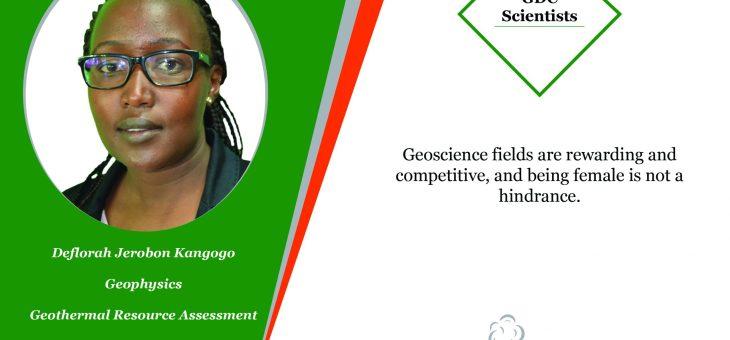 #GDCTeam Deflorah Jerobon Kangogo