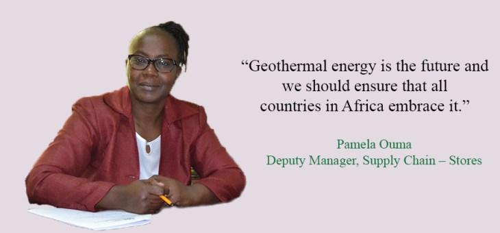 #GDCTeam Pamela Ouma