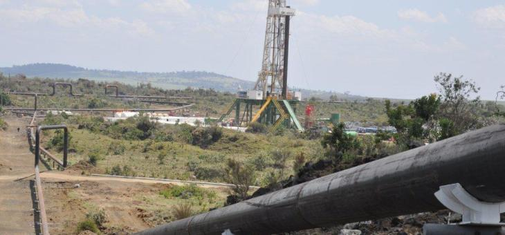 Geothermal energy powering the future