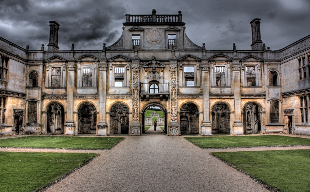 GDC interiors Journal The Lapsed Beauty of Kirby Hall