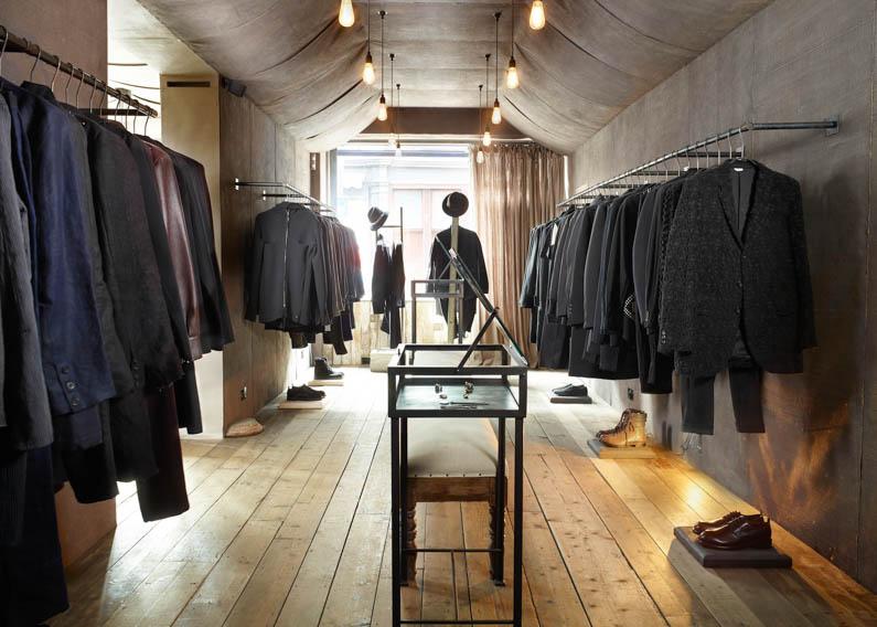 shop design Hostem Shoreditch GDC interiors journal