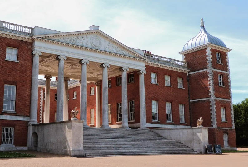 Osterley Park and House