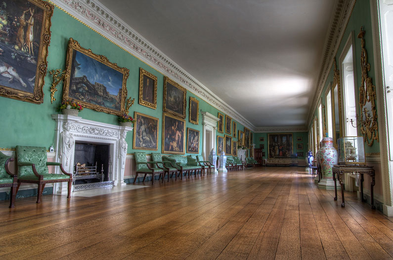 The Long Gallery, Osterley Park and House