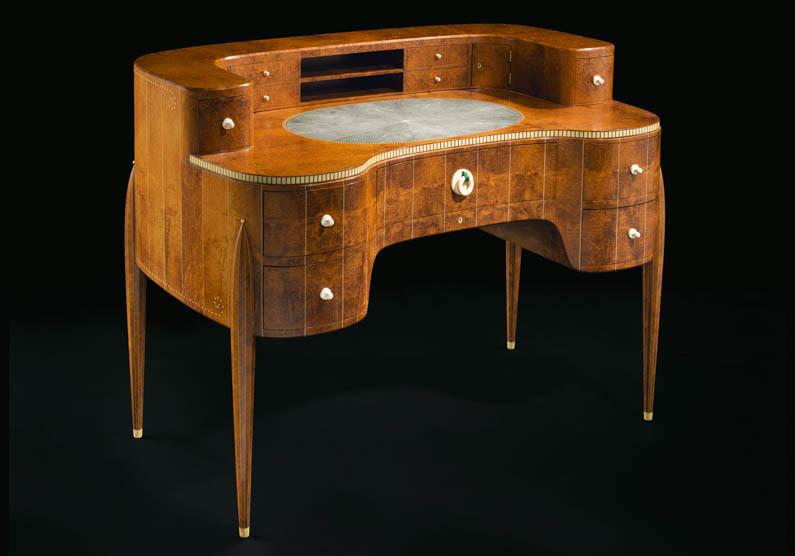 David-Weill Desk French Art Deco by Jared Goss