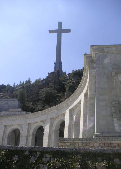 Franco mausoleum Tombs of the Great Leaders