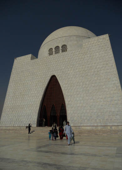 Ali Jinnah mausoleum Tombs of the Great Leaders