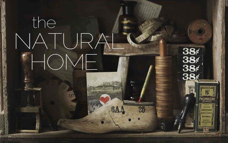 Wabi Sabi and the Natural Home