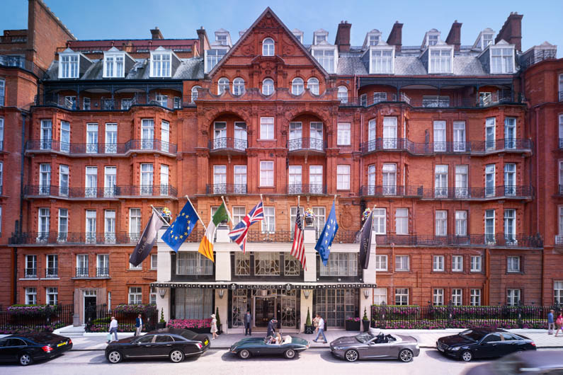 Best Art Deco Hotels Claridge's hotel