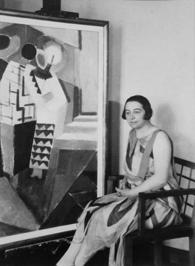 Sonia Delaunay - Mother of Abstraction at Tate Modern