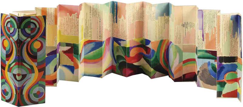 sonia delaunay prose Trans-Siberian