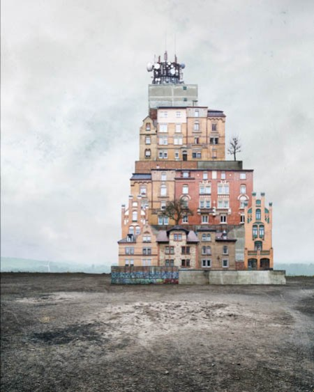 Collages of Matthias Jung Ostheim