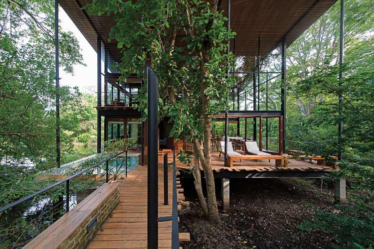 Kalundewa Retreat sri lanka house designs