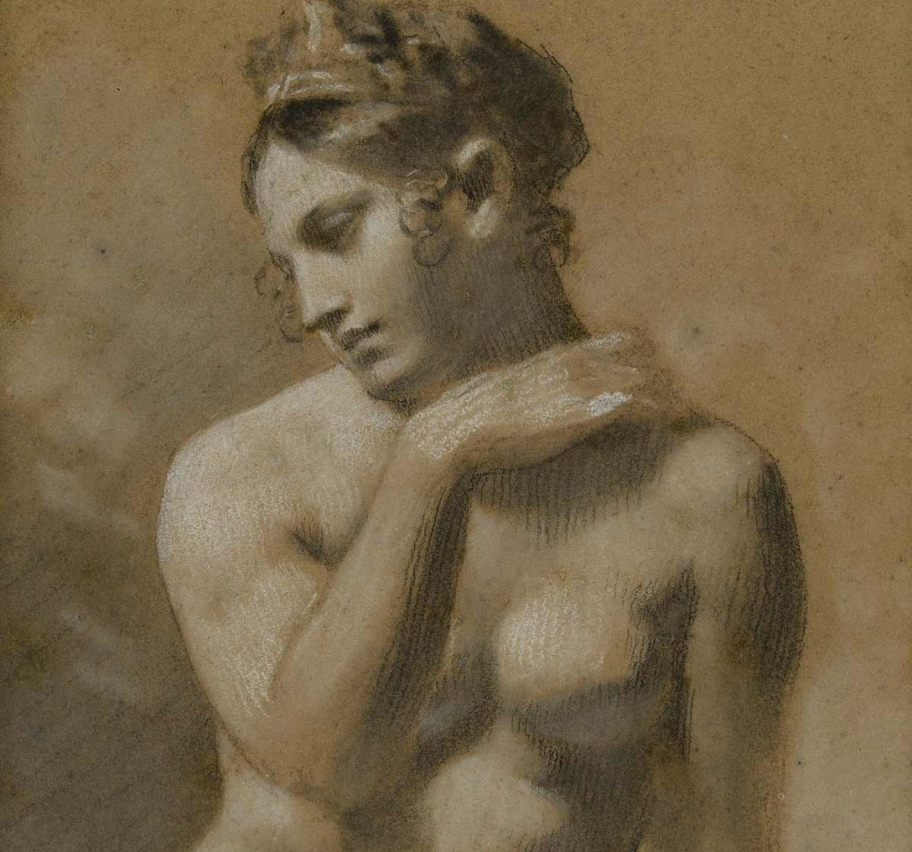 Pierre-Paul Prud'hon drawings