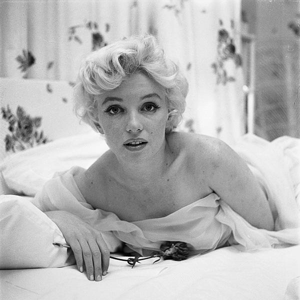 Marilyn Monroe by Cecil Beaton. Image via GDC Interiors.