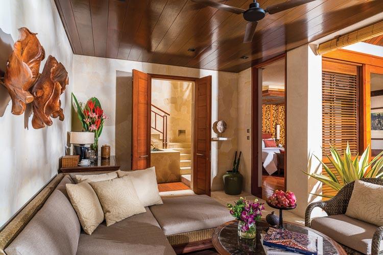 Villa Living at Four Seasons Bali at Sayan