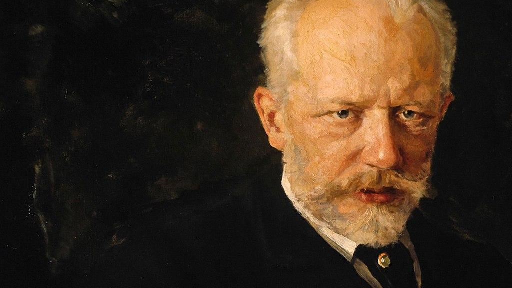 Pyotr Tchaikovsky by Nikolai Kuznetsov 1893