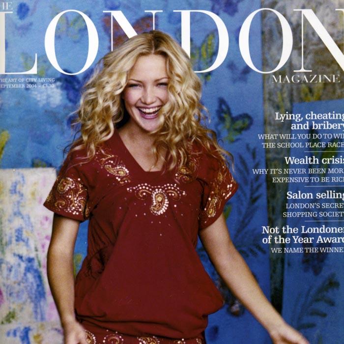 GDC interiors in the press UK London Magazine