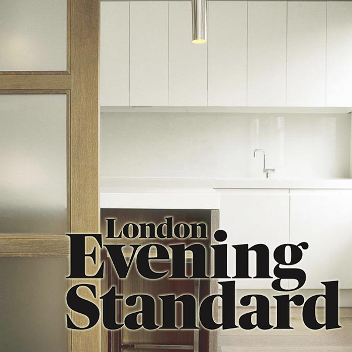 GDC interiors in the press London evening standard