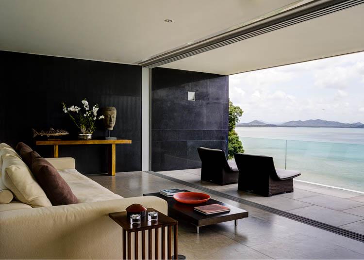 EV06 House, Phuket, Thailand waterside modern