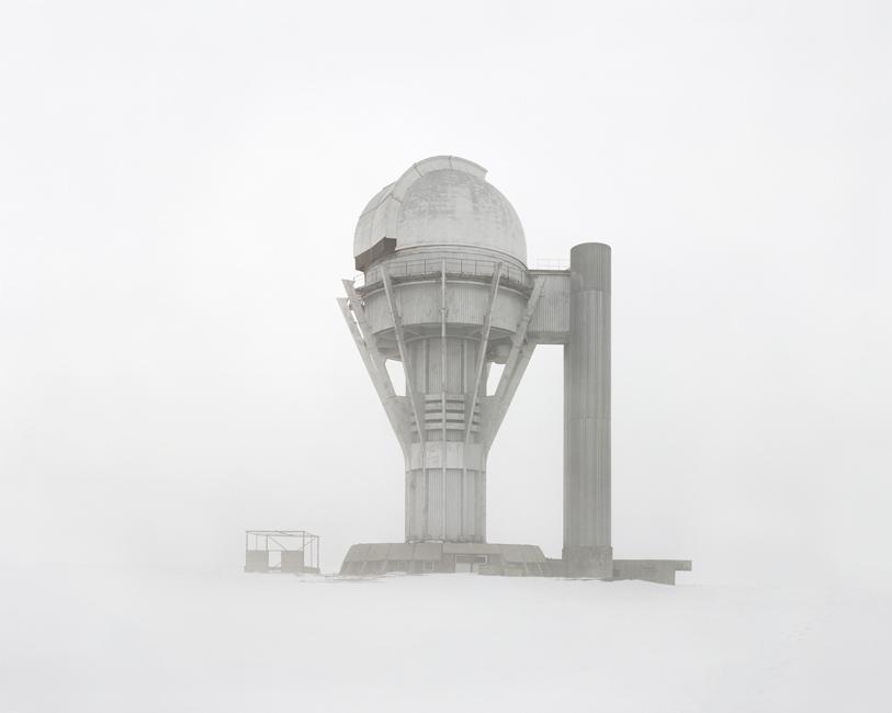 Danila Takatchenko, Deserted observatory. Kazakhstan, Almaty region, 2015 Dead space and ruins