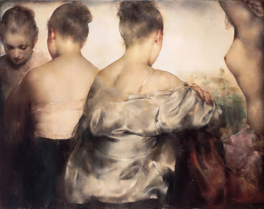 Composition by Grigory Gluckmann masterpiece london 2016