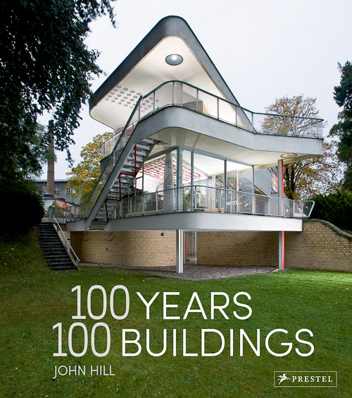 100 YEARS 100 BUILDINGS book cover
