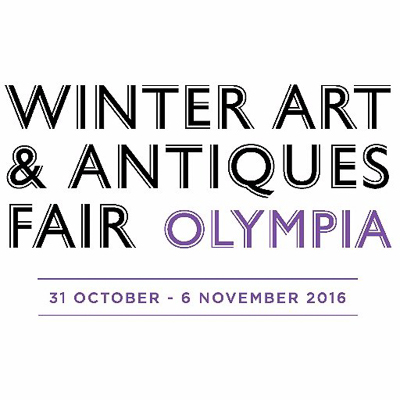 WINTER ART AND ANTIQUES FAIR - OLYMPIA London Art and Design Events October 2016
