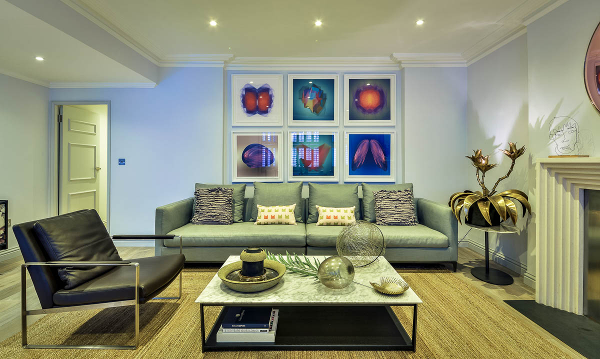 Discovering Mid-Century Cool among luxury Knightsbridge Apartments