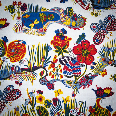 JOSEF FRANK - PATTERNS - FURNITURE - PAINTING London Art and Design Events January 2017