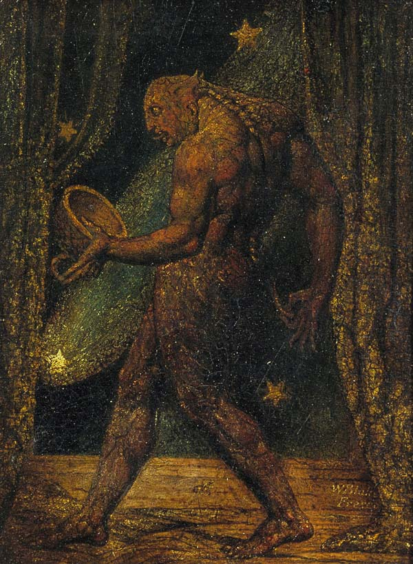 William Blake The Ghost of the Flea Michael Glover's Encounter with Great Works of Art