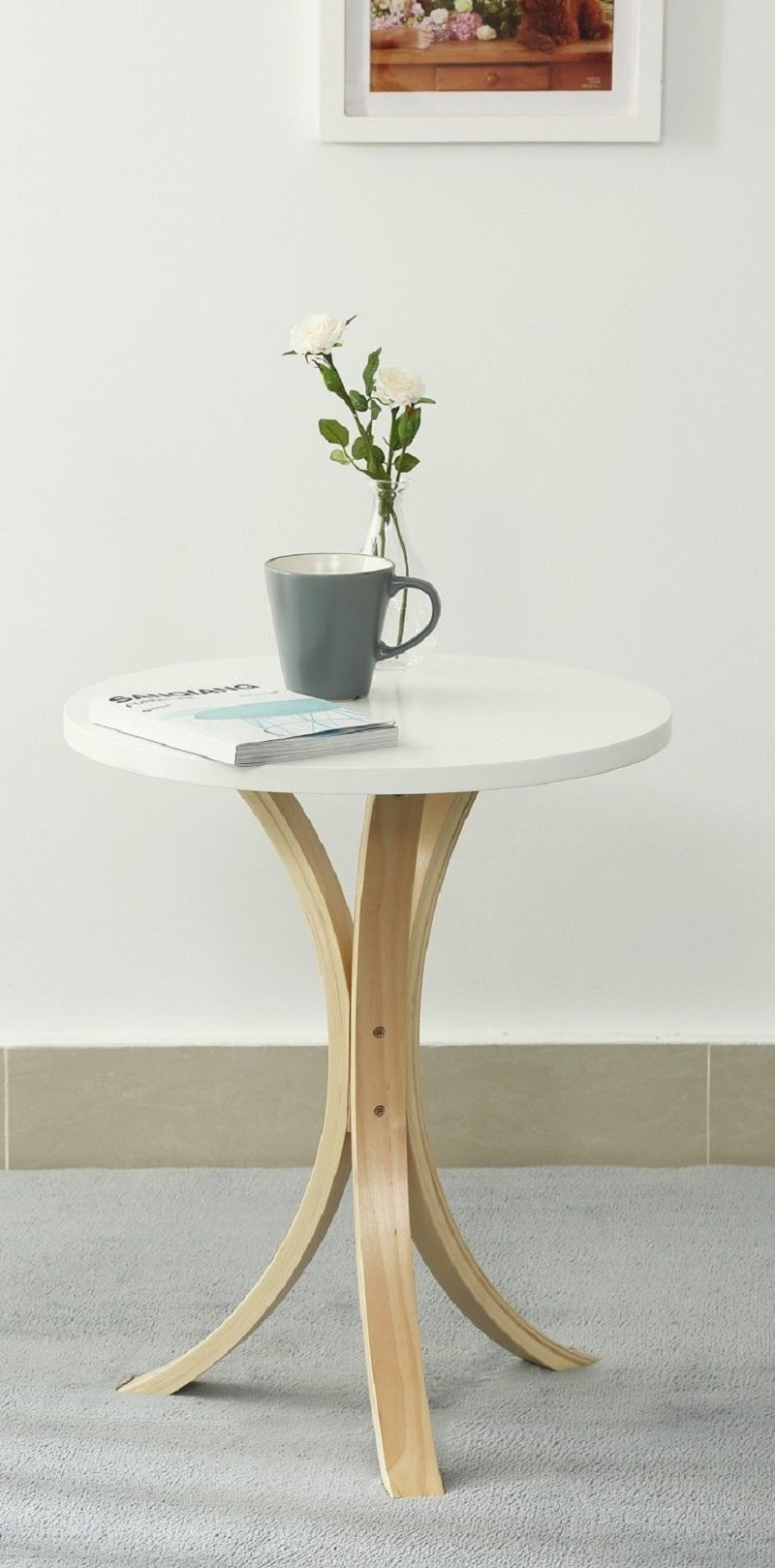Small Contemporary Coffee Table