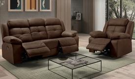 salon complet moderne electrique relax 3 1 simon