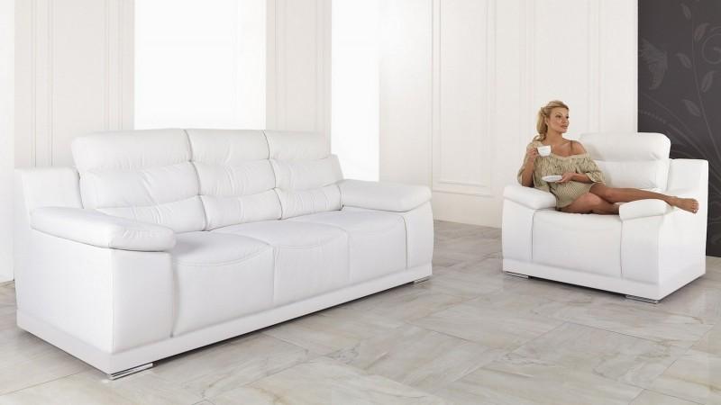 ensemble salon complet moderne design en cuir 3 1 goran gdegdesign