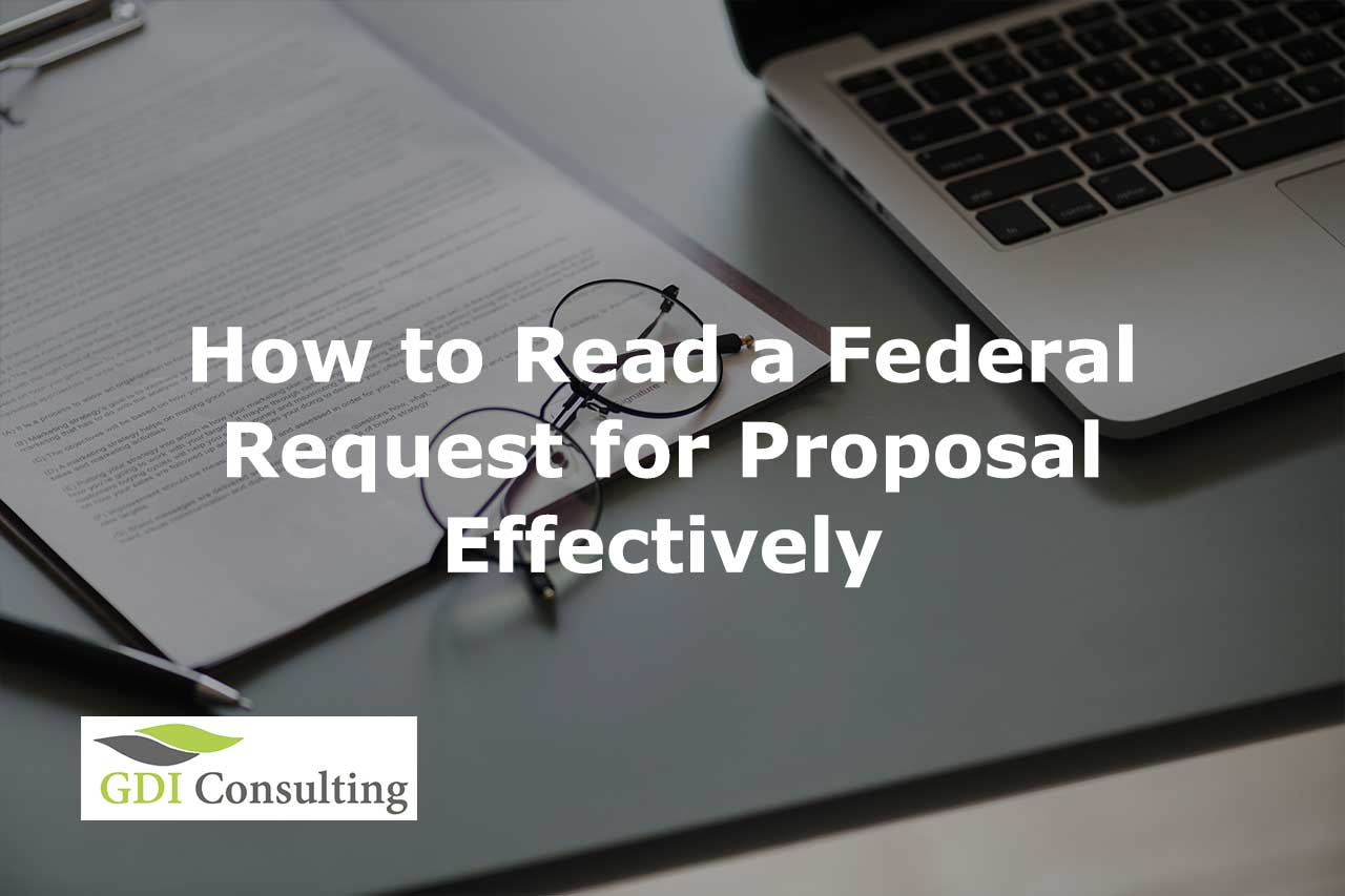 How to read a Federal Request for Proposal effectively   Proposal     View Larger Image How to read a Federal Request for Proposal effectively