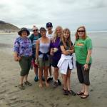 Beach Hike July 7