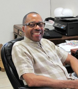 Greg Maxwell, Owner of GDM Graphics printing supplies, Chicago Printer